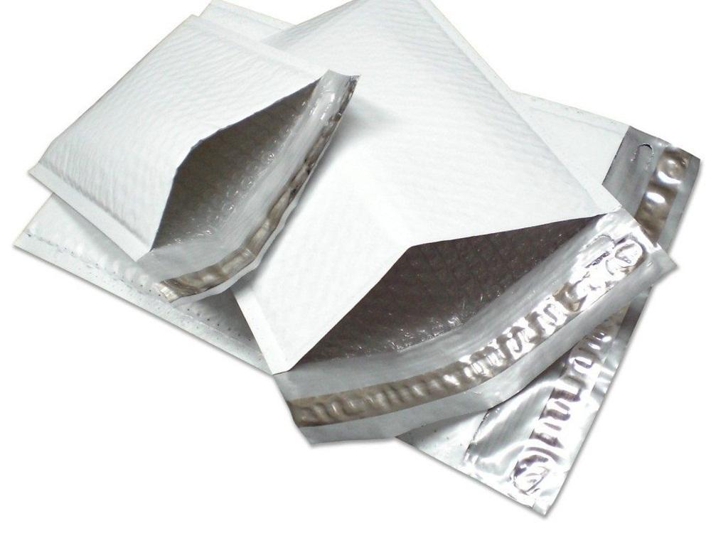 envelope de segurança branco