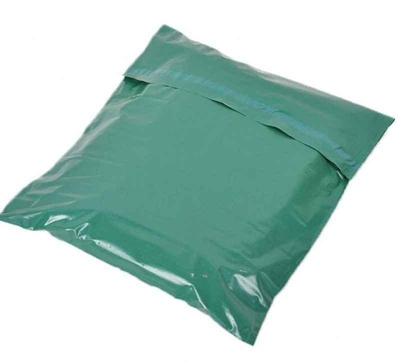 envelope plástico de segurança personalizado com zíper
