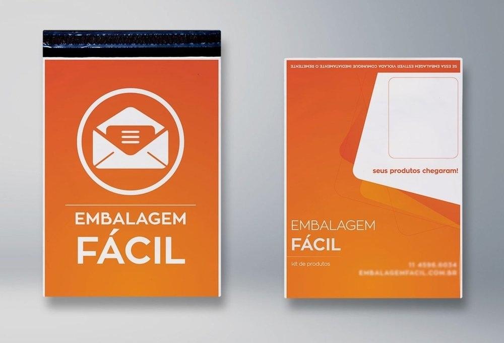 envelope segurança para e commerce personalizado