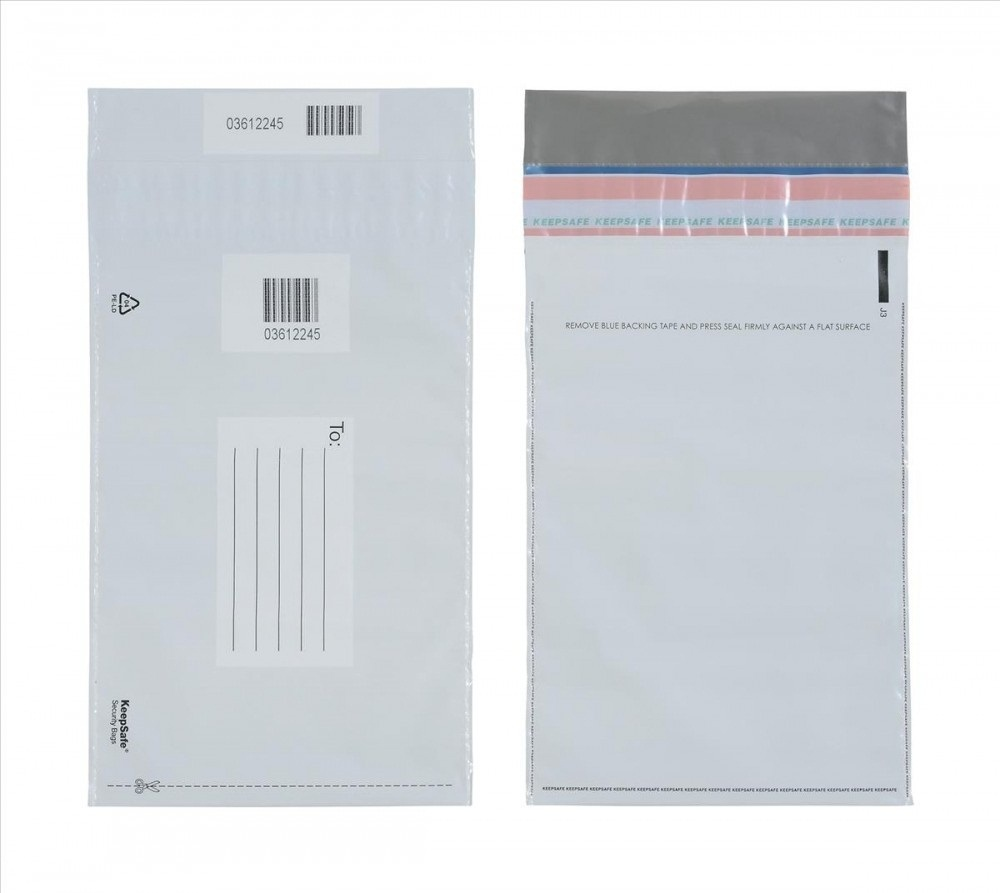 envelope tipo segurança adesivado